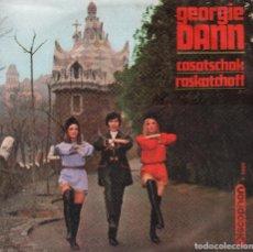 Discos de vinilo: GEORGIE DANN - CASATSCHOK / RASKATVHOFF SINGLE DISCOPHON DE 1969 RF-2982 . Lote 95722063