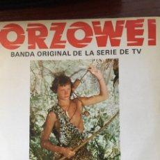 Discos de vinilo: ORZOWEI-BSO-1977-NUEVO. Lote 95723935