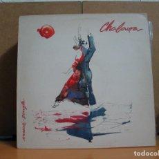 Discos de vinilo: PEPE DE LUCÍA - CHALAURA (3 VERSIONES) - PRODUCCIONES TWINS T-1259 - 1988. Lote 95731231