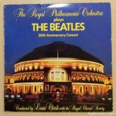 Discos de vinilo: THE ROYAL PHILHARMONIC ORCHESTRA PLAYS THE BEATLES. Lote 95734155
