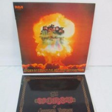 Discos de vinilo: 2 LP VINILO: CROWN OF CREATION JEFFERSON AIRPLANE. THE WORST. LO PEOR DE JEFFERSON AIRPLANE.. Lote 95736151