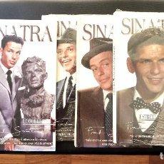 Discos de vinilo: FRANK SINATRA COMPLETO EN 7 ARCHIVOS + 14 DISCOS.. Lote 95741875