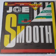 Discos de vinilo: JOE SMOOTH - PROMISED LAND - 1989. Lote 95746907