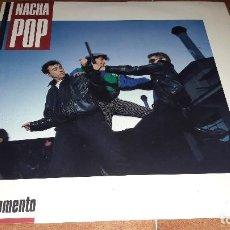 Discos de vinilo: NACHA POP. EL MOMENTO. Lote 95748103