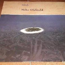 Discos de vinilo: MIKE OLDFIELD. ISLANDS. Lote 95748599