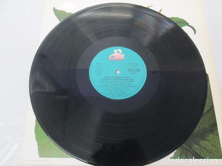 Discos de vinilo: BANDA SONORA ORIGINAL DE LA PELICULA LA GUERRA DE LAS GALAXIAS. ORQUESTA SINFONICA DE LONDRES. 1977 - Foto 3 - 95754267