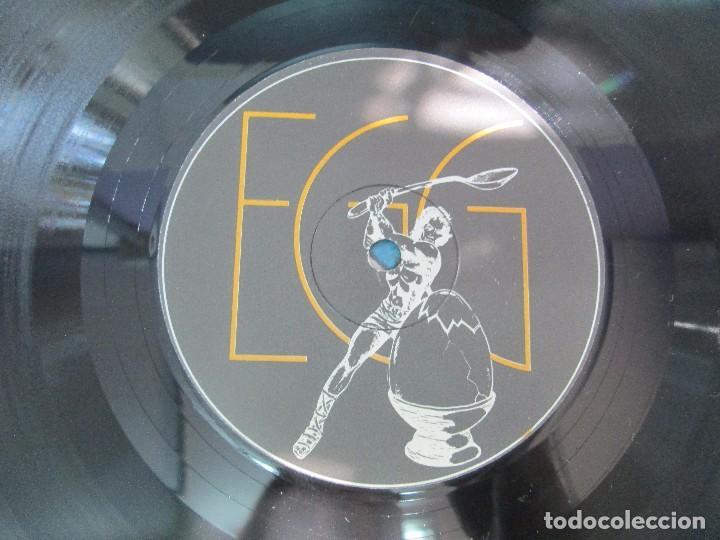 Discos de vinilo: 2 LP VINILO. STOMU YAMASH´TA: EAST WIND. RED BUDDHA. VER FOTOGRAFIAS ADJUNTAS - Foto 4 - 95754843