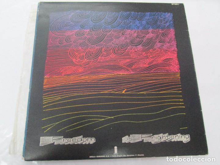 Discos de vinilo: 2 LP VINILO. STOMU YAMASH´TA: EAST WIND. RED BUDDHA. VER FOTOGRAFIAS ADJUNTAS - Foto 13 - 95754843
