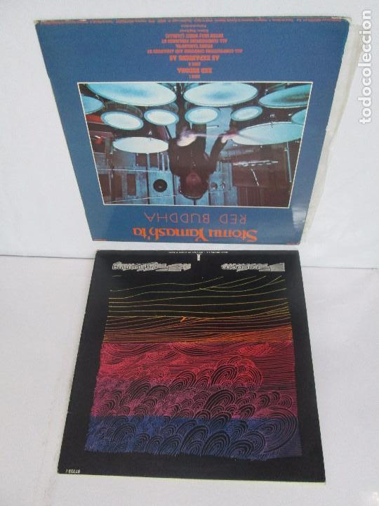 Discos de vinilo: 2 LP VINILO. STOMU YAMASH´TA: EAST WIND. RED BUDDHA. VER FOTOGRAFIAS ADJUNTAS - Foto 14 - 95754843