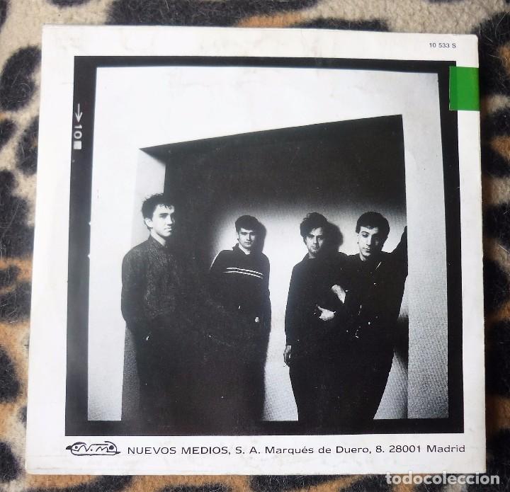 Discos de vinilo: GOLPES BAJOS- Cena recalentada + Cena recalentada - single- NUEVOS MEDIOS -1990 - PROMO - Foto 2 - 95757667
