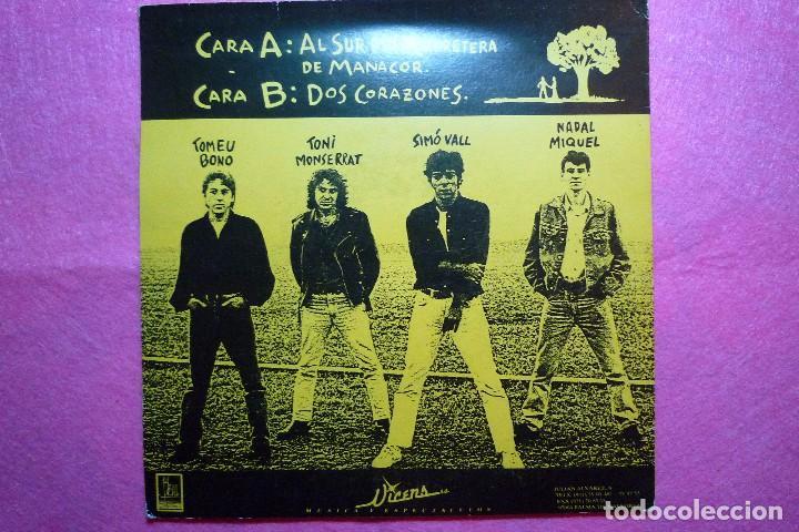 Discos de vinilo: MURDER IN THE BARN Al Sur De La Carretera De Manacor 1991 SINGLE (EX-/VG+) K - Foto 2 - 95758531