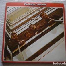 Discos de vinilo: THE BEATLES 1962-1966 . Lote 95759175