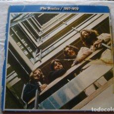 Discos de vinilo: THE BEATLES 1967-1970 . Lote 95760155