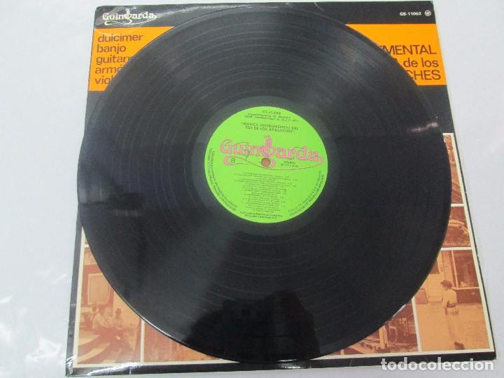 Discos de vinilo: MUSICA INSTRUMENTAL DEL SUR DE LOS APALACHES. LP VINILO. GIMBARDA 1979. VER FOTOGRAFIAS - Foto 5 - 95765155