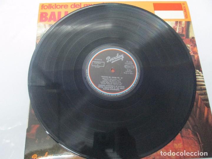 Discos de vinilo: FOLKLORE DEL MUNDO. BALI. LP VINILO. MOVIEPLAY. 1981. VER FOTOGRAFIAS ADJUNTAS - Foto 5 - 95767907