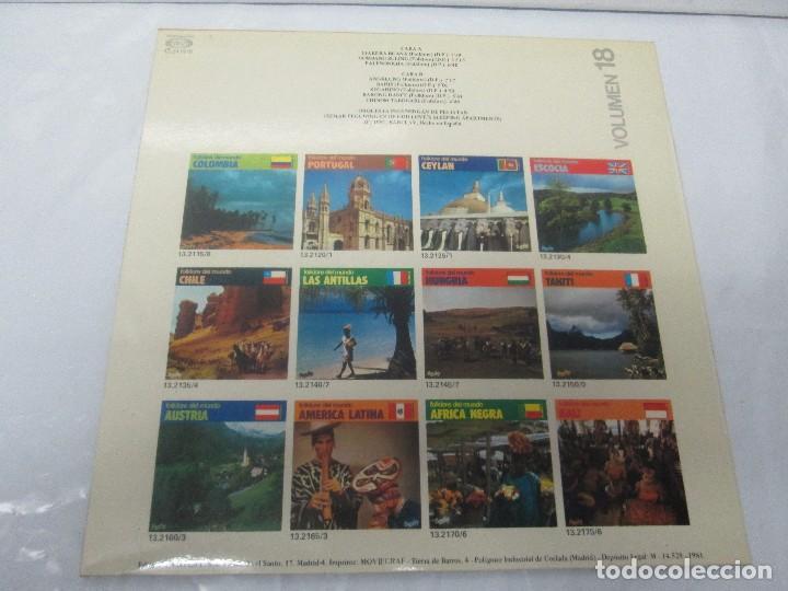 Discos de vinilo: FOLKLORE DEL MUNDO. BALI. LP VINILO. MOVIEPLAY. 1981. VER FOTOGRAFIAS ADJUNTAS - Foto 8 - 95767907