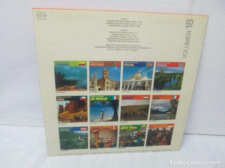 Discos de vinilo: FOLKLORE DEL MUNDO. BALI. LP VINILO. MOVIEPLAY. 1981. VER FOTOGRAFIAS ADJUNTAS - Foto 9 - 95767907