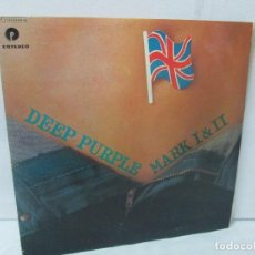 Discos de vinilo: DEEP PURPLE MARK I AND II. 2 LP VINILO. EMI ODEON 1974. VER FOTOGRAFIAS ADJUNTAS. Lote 95768239