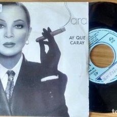 Discos de vinilo: SINGLE (VINILO) DE SARA MONTIEL AÑOS 80. Lote 95768707