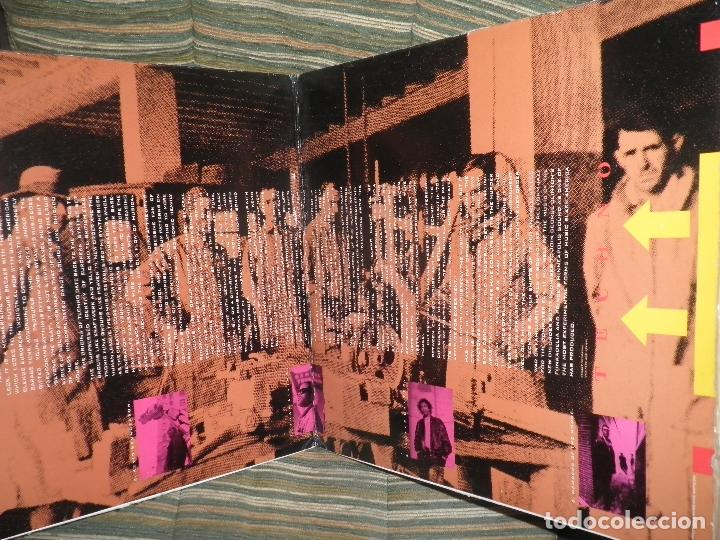 Discos de vinilo: TECHNO THE NEW DANCE SOUND OF DETROIT DOBLE LP - ORIGINAL INGLES - 10 RECORDS 1980 GATEFOLD COVER - - Foto 8 - 95770139