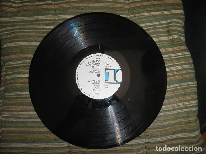 Discos de vinilo: TECHNO THE NEW DANCE SOUND OF DETROIT DOBLE LP - ORIGINAL INGLES - 10 RECORDS 1980 GATEFOLD COVER - - Foto 12 - 95770139