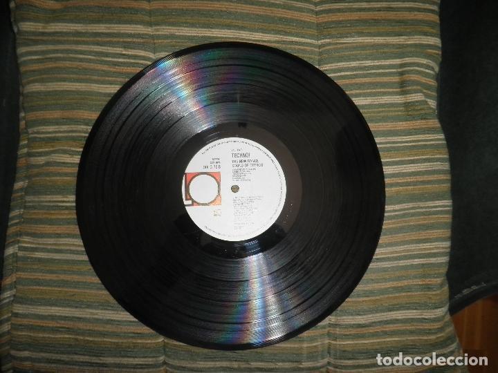 Discos de vinilo: TECHNO THE NEW DANCE SOUND OF DETROIT DOBLE LP - ORIGINAL INGLES - 10 RECORDS 1980 GATEFOLD COVER - - Foto 15 - 95770139