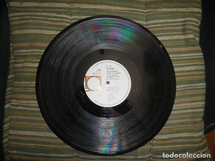 Discos de vinilo: TECHNO THE NEW DANCE SOUND OF DETROIT DOBLE LP - ORIGINAL INGLES - 10 RECORDS 1980 GATEFOLD COVER - - Foto 20 - 95770139