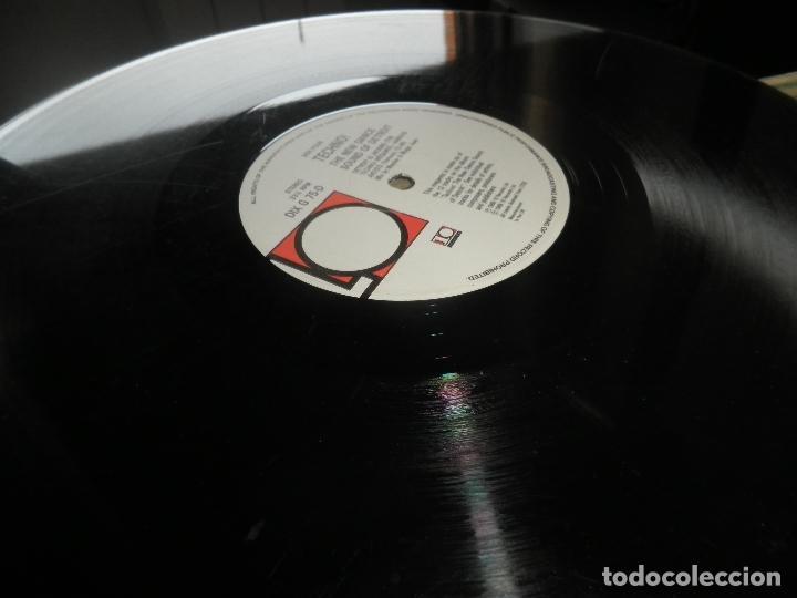 Discos de vinilo: TECHNO THE NEW DANCE SOUND OF DETROIT DOBLE LP - ORIGINAL INGLES - 10 RECORDS 1980 GATEFOLD COVER - - Foto 22 - 95770139