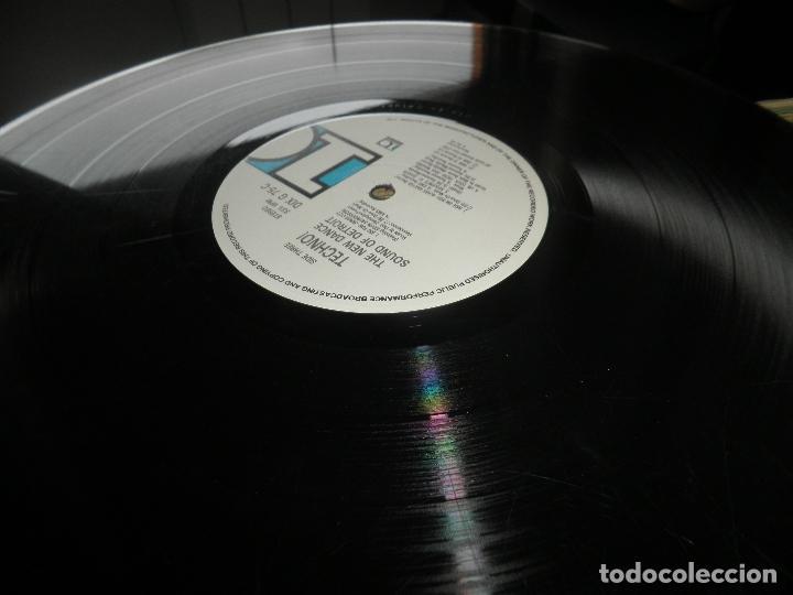Discos de vinilo: TECHNO THE NEW DANCE SOUND OF DETROIT DOBLE LP - ORIGINAL INGLES - 10 RECORDS 1980 GATEFOLD COVER - - Foto 23 - 95770139