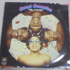 Discos de vinilo: LP. SWEET SENSATION. MR.COOL. DISCOS BELTER. 1975. Lote 95789871