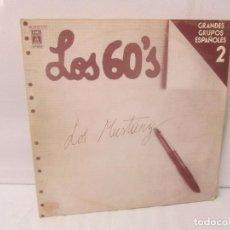 Discos de vinilo: LOS 60´S. LOS MUSTANG. GRANDES GRUPOS ESPAÑOLES 2. LP VINILO. EMI ODEON 1978. VER FOTOGRAFIAS. Lote 95793819