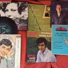 Discos de vinilo: LOTE 13 SINGLES AÑOS 60 . Lote 95796131