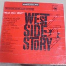 Discos de vinilo: LP. WEST SIDE STORY. 1962. CBS. Lote 95796967