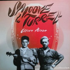 Discos de vinilo: SMOOVE + TURRELL – CROWN POSADA 2016 JALAPENO RECORDS – JAL 222V (UK). Lote 95808767