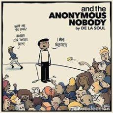 Discos de vinilo: 2LP DE LA SOUL – AND THE ANONYMOUS NOBODY 2016 AOI RECORDS – AOI001VL (US). Lote 95809791