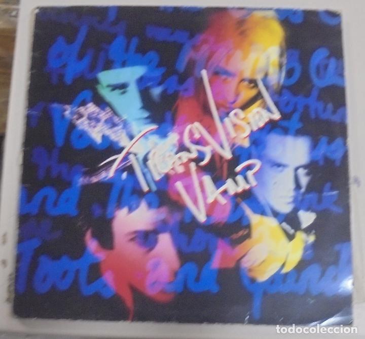 LP. TRANSVISION VAMP. THE LITTLE MAGNETS VERSUS THE BUBBLE OF BABLE. 1991 (Música - Discos - LP Vinilo - Pop - Rock Extranjero de los 90 a la actualidad)