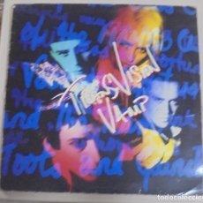 Discos de vinilo: LP. TRANSVISION VAMP. THE LITTLE MAGNETS VERSUS THE BUBBLE OF BABLE. 1991. Lote 95809891