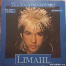 Discos de vinilo: LIMAHL - THE NEVERENDING STORY, EMI-052-2003406, EMI-052 20 0340 6. Lote 95816223