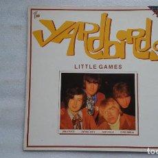 Discos de vinilo: THE YARDBIRDS - LITTLE GAMES LP 1985 EDICION ESPAÑOLA. Lote 95818019