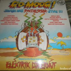 Discos de vinilo: ELEKTRIK COKERNUT - GO MOOG LP - ORIGINAL HOLANDES - MFP RECORDS 1973 - MUY NUEVO(5) -. Lote 95820151