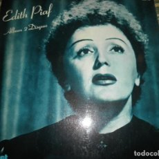 Discos de vinilo: EDITH PIAF - ALBUM 2 DISQUES DOBLE LP - EDICION FRANCESA - IMPACT 1975 GATEFOLD - MUY NUEVO(5) . Lote 95820855