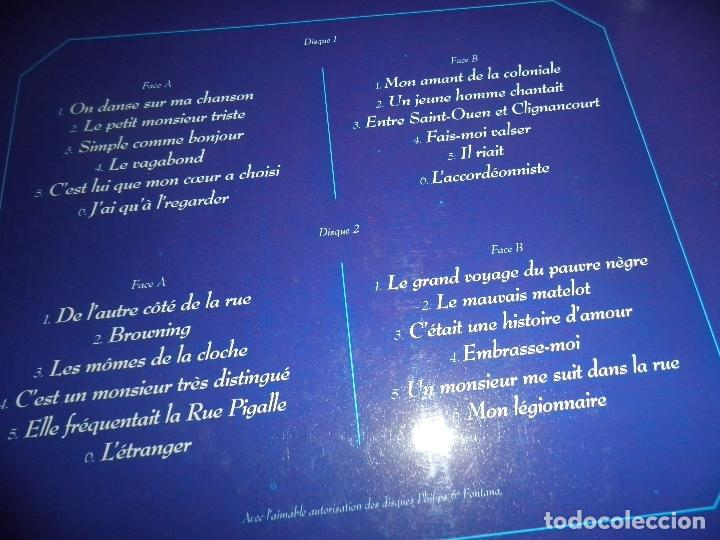 Edith Piaf Album 2 Disques Doble Lp Edicion Francesa Impact 1975 Gatefold Muy Nuevo5