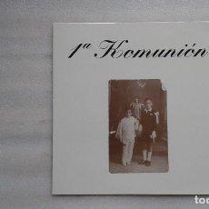 Discos de vinilo: 1ª KOMUNION - SAME LP 1991 NUEVO A ESTRENAR . Lote 95822031