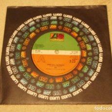 Discos de vinilo: YES ( DON'T KILL THE WHALE - ABILENE ) ENGLAND-1978 SINGLE45 ATLANTIC. Lote 95825191