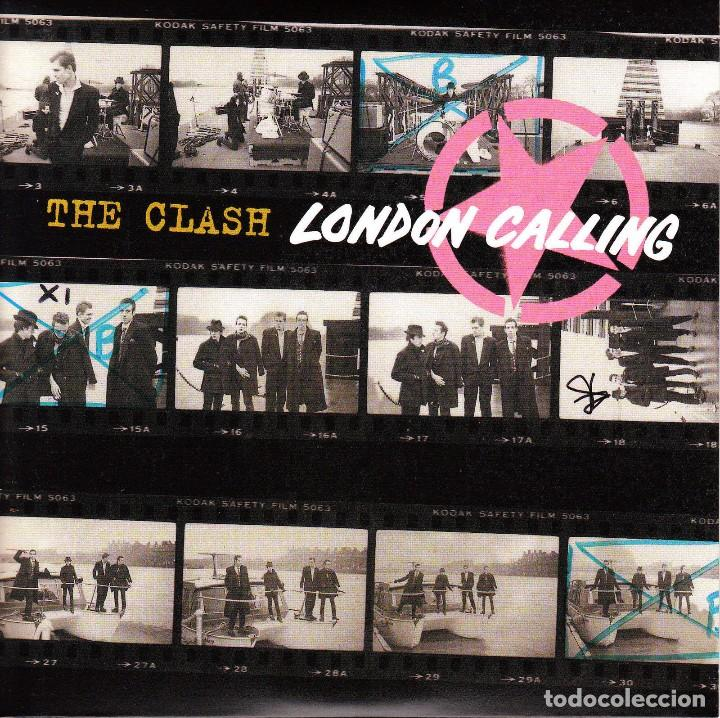 SINGLE THE CLASH LONDON CALLING 2012 RECORD STORE DAY 2012 RSD SEALED PUNK (Música - Discos - Singles Vinilo - Punk - Hard Core)