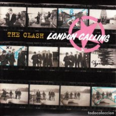 Discos de vinilo: SINGLE THE CLASH LONDON CALLING 2012 RECORD STORE DAY 2012 RSD SEALED PUNK. Lote 95826627