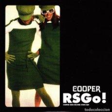 Discos de vinilo: EP COOPER RSGO! HYDE PARK SPAIN 2011 ELEFANT LIMITED VINYL VINILO MOD 45 EP. Lote 109739563