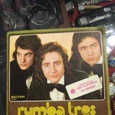 Discos de vinilo: RUMBA TRES SINGLE DE 1975. Lote 95828214