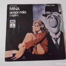 Discos de vinilo: MINA - AMOR MIO. Lote 95838783