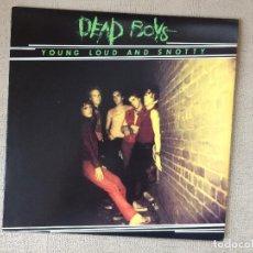 Discos de vinilo: DEAD BOYS -YOUNG LOUD AND SNOTTY- LP DISCO VINILO. Lote 95839683